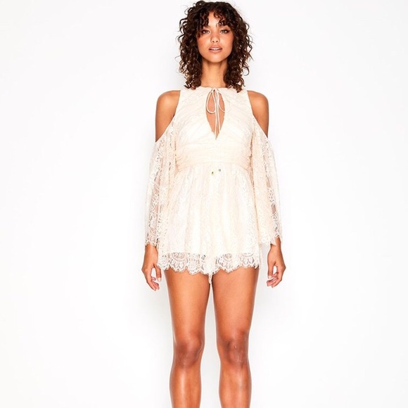 bde60bc4ee brand new Alice Mccall hold up playsuit us 4